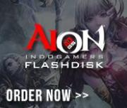 Flashdisk Client game Aion Indogamers