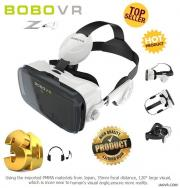 BOBOVR Z4 Virtual Reality 3D Glasses FOV VR Box with Headphone