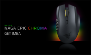 Razer Naga Chroma - Wired/Wireless MMO Gaming Mouse