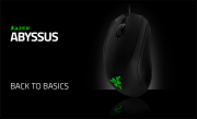Razer Abyssus 2014- Ambidextrous Gaming Mouse