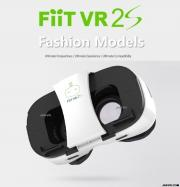 FIIT VR 2S 100% Original Virtual Reality HD 3D Glasses